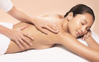 Massagem Relaxante ao Corpo Inteiro de 50min por 17,50€, em Moscavide!