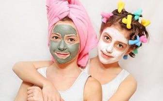 Festa de Aniversário para Meninas: Spa com Manicure, Maquilhagem e muito mais por 5€ por criança!