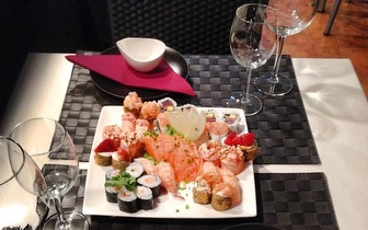 All You Can Eat de Sushi ao Jantar por 14,90€ em Santos!