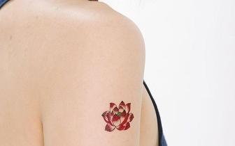 Tatuagem 5x5cm a Cores por apenas 45€ no Porto!