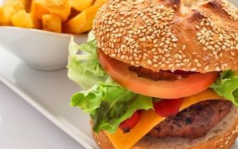 Menu de Jantar de Hambúrguer por 8,80€ no Campo Pequeno!