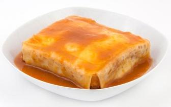 Menu Completo de Almoço de Francesinha por 9,90€ no Campo Pequeno!