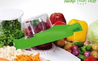 Picadora de Verduras Always Fresh Dicer por 8,30€!