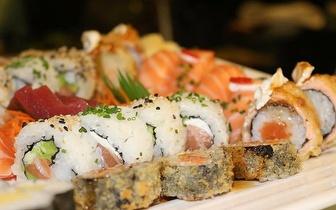 All You Can Eat de Sushi para 4 Pessoas + Bebidas por 79,90€, em Mem Martins!