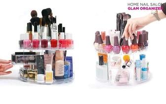 Organizador de Maquilhagem Glam Organizer por 14€!
