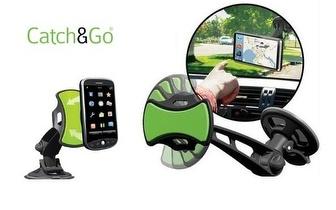 Suporte Universal Catch & Go para Automóvel por 4,50€ em Torres Novas!