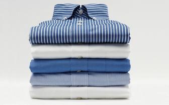 Lavagem e Engomadoria de 5 Camisas por apenas 6€, em São Mamede de Infesta!