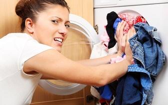 Lavar e Secar 32kg de Roupa Branca ou Cor por apenas 8,90€, em São Mamede de Infesta!