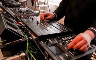 Workshop DJ por 50€ nas Laranjeiras!