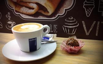 2 Cappuccinos + 2 Brigadeiros por apenas 3€, na Póvoa de Varzim!