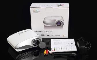 Mini Projecto LED por apenas 109,90€!