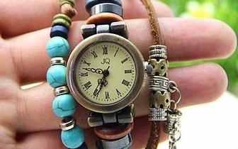Relógio de Senhora com Borboleta por apenas 15,90€!