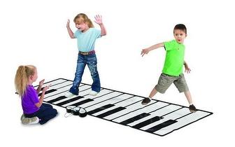Divirta-se em Casa: Tapete Piano Musical Gigante por 49€!