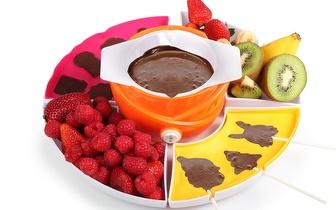 Fondue de Chocolate Completo com 3 Funções por apenas 29€!