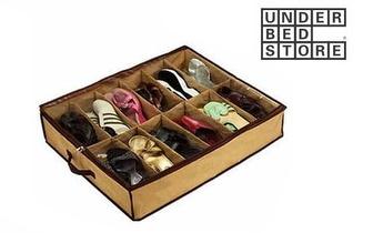 Organizador de Sapatos Under Bed Store por apenas 9,90€!
