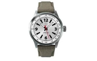 Relógio World Time International Silverado por apenas 14,50€!