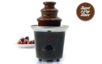 Delicie-se com esta Fonte de Chocolate por 21,75€ com entrega em todo o país!