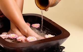 Banho Aromático dos Pés + Esfoliação + Reflexologia Podal e Facial + Hidratação por 19€, no Campo Pequeno!