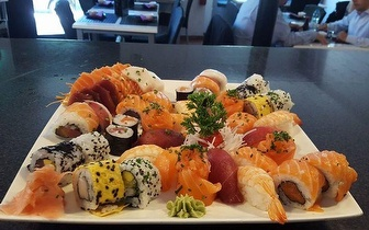 All You Can Eat de Sushi de Autor por 15,90€ em Santos ao Jantar!