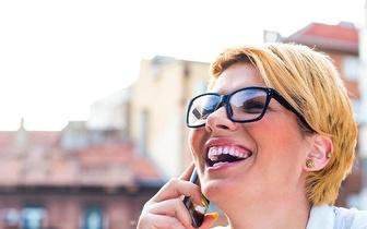 Melhore o seu Sorriso: Limpeza + Branqueamento Dentário por 89€ em Telheiras!
