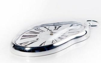 Relógio de Parede Dali Melting Time por apenas 10€!
