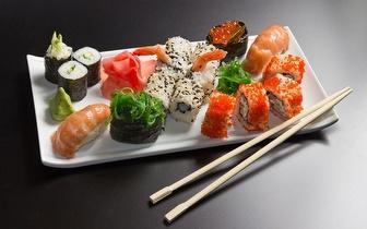 Menu de Jantar de Grupos All You Can Eat de Sushi com Bebida à Descrição por 14€/pessoa Lisboa em Sete Rios!