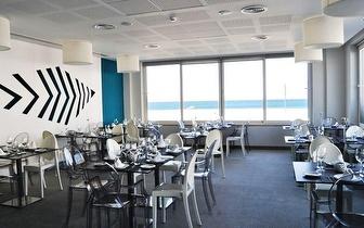 Almoço Menu Mar Bravo por apenas 19€/pessoa na Nazaré!
