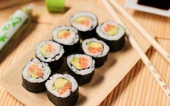 Jantar de Grupos All You Can Eat de Sushi + Bebida à Descrição por 14€/pessoa em Alverca!