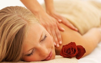 Massagem Relaxamento de 60min por 35€ em Quarteira!