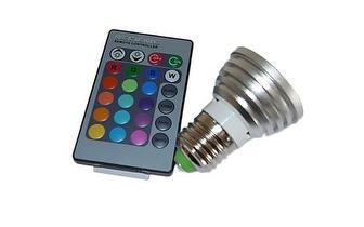 LED Multicolor com Contolo Remoto por apenas 12,90€!