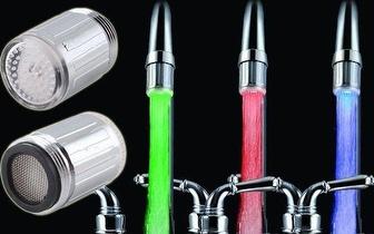 LED Coloridos para Torneira por apenas 9,90€!