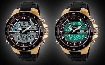 Relógio Desportivo Dourado por apenas 19,90€!