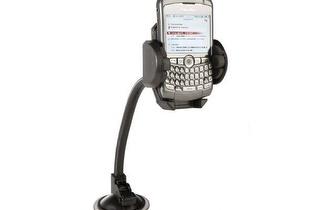 Suporte universal para Telemóvel/MP4/PDA/GPS por apenas 14,90€!