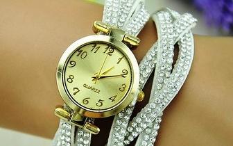 Relógio-Pulseira de Senhora em Diversas Cores por apenas 13,90€!