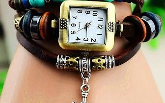 Relógio Pulseira Senhora Vintage por apenas 13,90€!