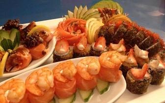Menu de Sushi para Grupos por 18,50€/pessoa no Porto!