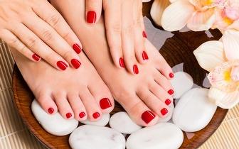 Manicure + Pedicure Completas por 14€ na Charneca da Caparica!