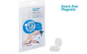 Deixe de Ressonar com o Anti Ressono Snore Free Magnets por apenas 4€!