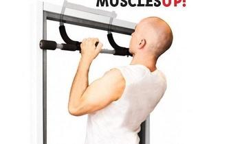 Precisa de perder barriga? Barra de Exercícios Muscles Up por apenas 14,90€!
