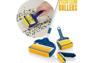 Conjunto 3 Rolos Sticky Pro Buddy com Braço Extensível por apenas 12,50€!