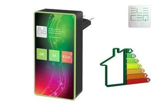 Pague menos luz com um Economizador de Energia por apenas 7,50€!