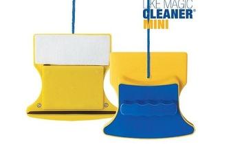 Lavar os vidros já não custa: Pack de 2 Limpa-Vidros Magnéticos por apenas 7,90€!