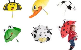 Neste Inverno ofereça um Guarda-chuva Infantil aos mais pequenos por apenas 9€!
