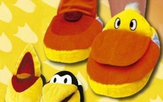 O seu filho nunca mais vai andar descalço: Pantufas Animadas por apenas 9,90€!