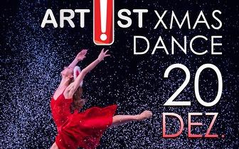 20 de Dezembro: Art!st Xmas Dance 2014 por apenas 15€ em Xabregas!
