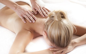 Alivie o Stress com uma Massagem Californiana de 50min por 35€ em Oeiras!