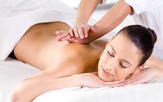 Massagem Terapêutica de 30min à Coluna por 17,50€ em Belas!