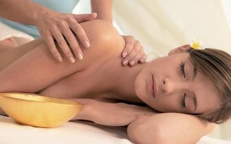 Massagem Terapêutica de 60min por 28€ em Belas!