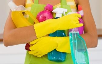 Serviço de Limpeza Doméstica de 8 horas por apenas 38,90€ nos concelhos de Lisboa e Oeiras!