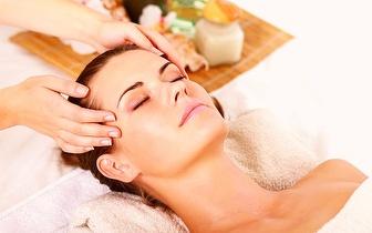 Indian Head Massage (Champi) de 45min com Óleos Vegetais por 10€ em Odivelas!